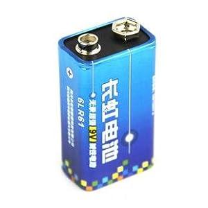 长虹-changhong/长虹9v电池9号电池方形图片