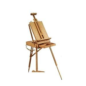 在木板上画画用什么颜料?