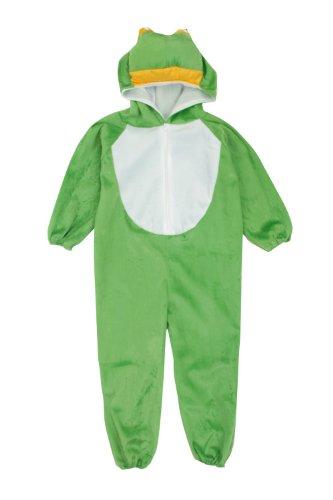 祥德福 舞台演出卡通服饰动物连体衣服(可爱小青蛙)/造型哈衣 小号