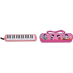 奇美37键小宝贝卡通口风琴