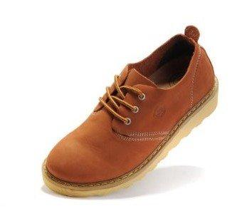 Camel 骆驼 情侣鞋 头层牛皮 经典休闲鞋 A11141012