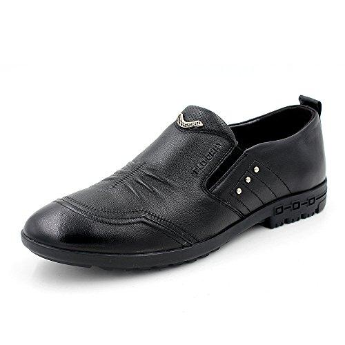PLO·CART保罗盖帝男鞋 真皮男士皮鞋专柜正品17712015-1