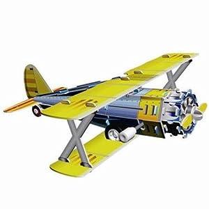 手工小制作滑行飞机
