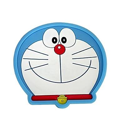 木晖(muhui)可爱卡通叮当猫轻松熊硅胶隔热垫