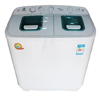 大容量半自动双缸洗衣机