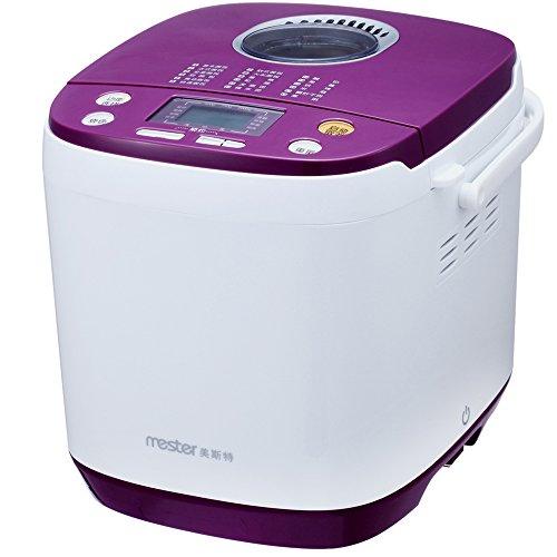 MESTER/美斯特 MST-BR205面包机家用全自动大容量多功能 烤箱面包机 和面机 烘烤面包机机特价-图片