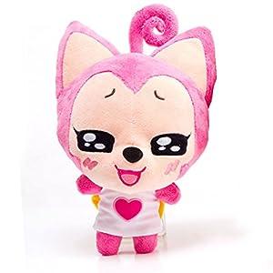 玛奇朵阿狸布娃娃生日礼物 阿狸公仔毛绒玩具桃子情侣