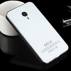mx4/pro金属边框手机壳手机套
