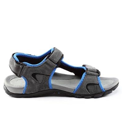 HI-TEC 海泰客 夏季男款 户外运动沙滩鞋凉鞋 20-5L076