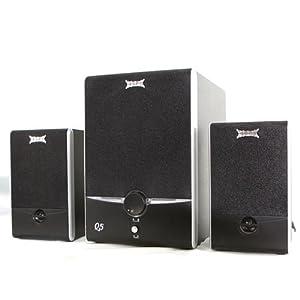 shock wave 冲击波 q5 2.1声道低音炮 多媒体有源音箱