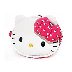 hello kitty 儿童可爱休闲包 迷你零钱包co-hk3145h(桃色)
