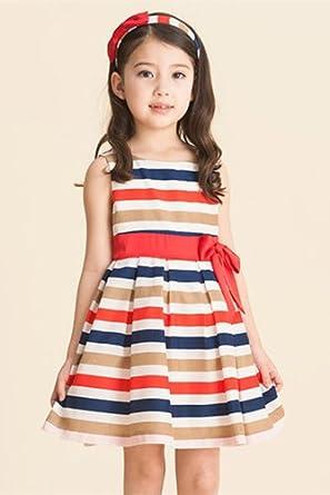童装 连衣裙 女童夏装童裙子
