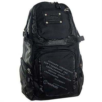 winpard威豹双肩背包-手提包01378-黑图片
