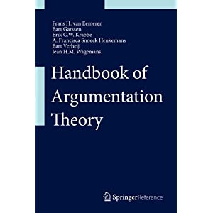 Handbook of Argumentation Theory\/Frans H. va
