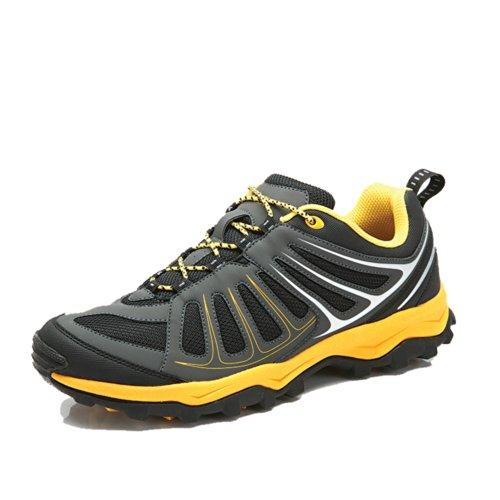 Camel 骆驼 户外徒步鞋 2014夏季新款低帮透气网鞋 男女情侣款登山徒步鞋 A432332015/A94332601