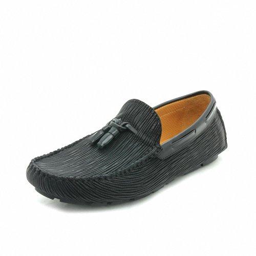 TIMOTHY&CO 迪迈奇 牙签纹流速男式功能休闲舒适 驾驶鞋TF01211-2A