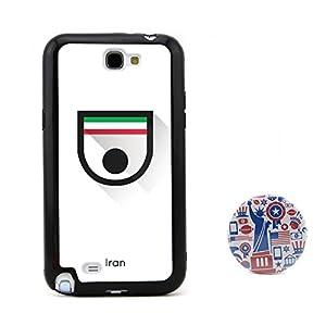伊朗 足球队队徽浮雕设计风格 塑料 tpu手机壳 手机套