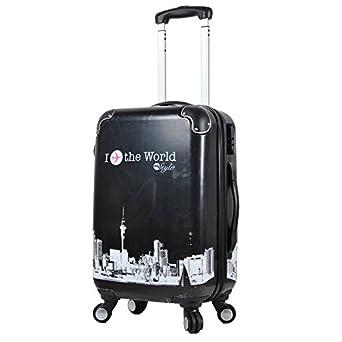 abs pc材质双排轮旅行箱 20寸登机箱24寸28寸行李箱(现在年青朋友最爱