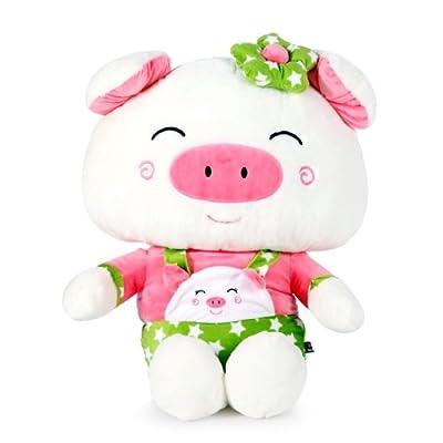 可爱猪猪毛绒玩具