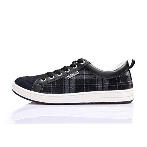 回力 鞋子夏冬季款低帮帆布鞋男款系带平底鞋时尚百搭运动鞋WXY-3107
