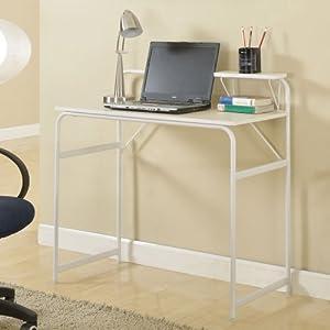 时尚木铁电脑桌