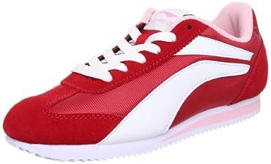 李宁运动鞋带的系法图解
