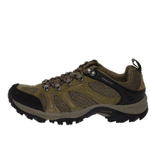Kolumb 哥仑步 2013新款男子运动户外低帮透气防滑舒适徒步鞋 304973 棕色