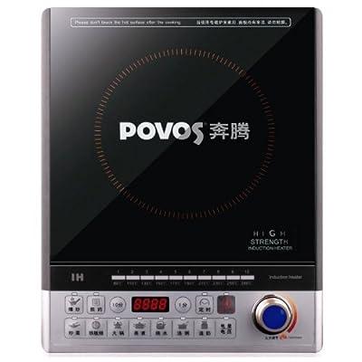 奔腾(povos)电磁炉pc21n-c(旋钮控制超大功率)