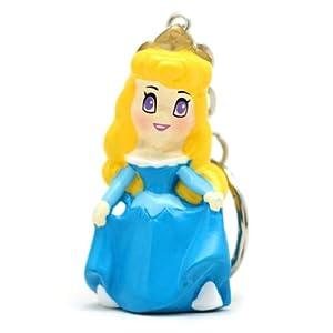 甜蜜城堡 公主钥匙链 经典可爱公主公仔挂件 (经典睡美人公主)