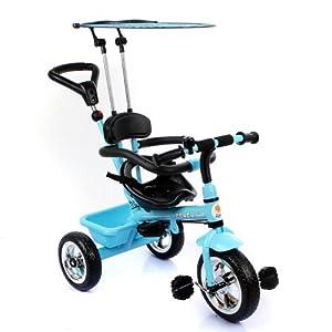 儿童三轮车脚踏车自行车