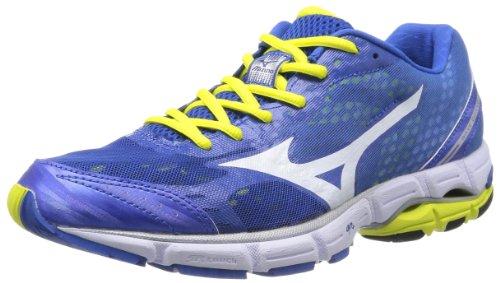 Mizuno 美津浓 次顶级支撑型 WAVE CONNECT 男 跑步鞋 J1GC144801