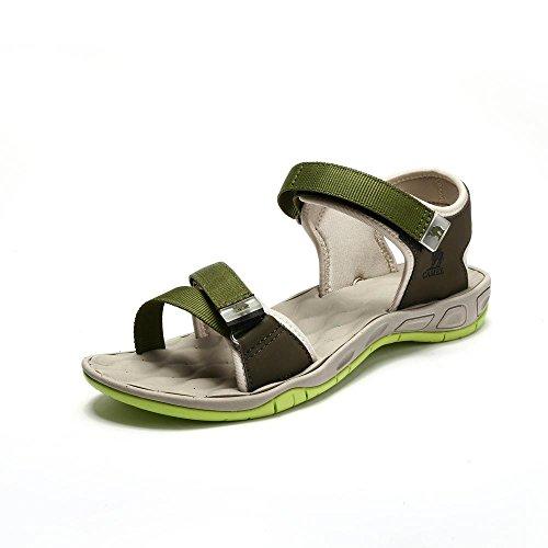 Camel 骆驼 户外男款沙滩凉鞋 2015春夏上新 透气轻便凉鞋沙滩鞋男