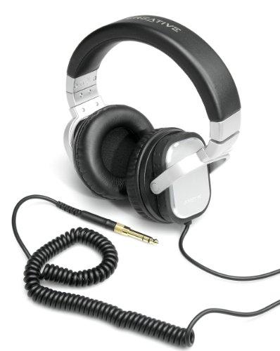 Creative 创新 Zen Aurvana DJ 头戴式 监听耳机 表现最真实的原音质-图片