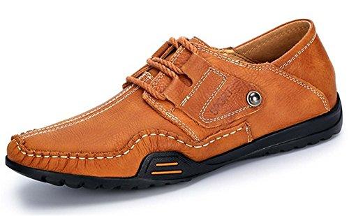 Guciheaven 英伦男士皮鞋 时尚商务休闲皮鞋 户外休闲鞋 复古鞋 低帮男鞋JRSPZ6803