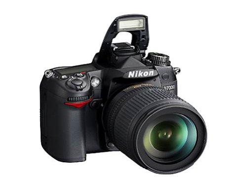 Nikon 尼康 数码单镜反光相机 D7000(18-105)单反套机¥5799-300= ¥5499