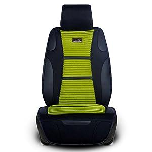 mubo 牧宝 四季汽车坐垫养身保健舒适靠背坐垫 环保健康负离子皮革