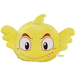 poscn 麦咭儿童书包幼儿园书包女宝宝可爱毛绒小包 kb8513-0089 表情4