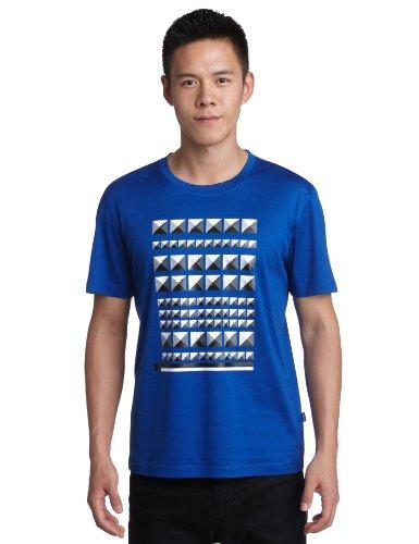 波司登男装 男式 短袖T恤 1212-13719