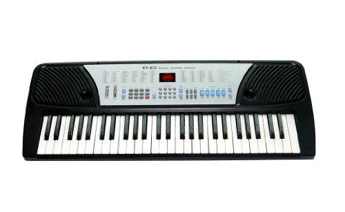 新韵xy-833 电子琴 54键力度键盘