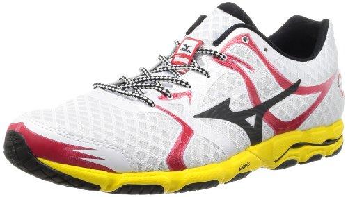 Mizuno 美津浓 轻量支撑型 WAVE HITOGAMI 男 跑步鞋 J1GA148009