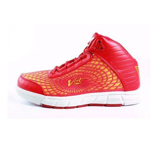 Voit 沃特 篮球鞋折扣高帮耐磨透气运动鞋男士球鞋123160887