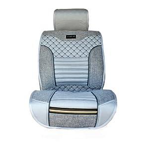 佐途 本田思迪 新款高档活性竹炭亚麻坐垫座套 专车专用坐垫座套(精品