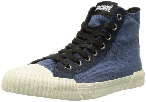 PONY 波尼 纽约文化 男 帆布鞋Shooter-Streak  931M1A21NB