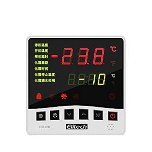 精创 精创温度控制器ltc-100冷库温控器制冷化霜风机