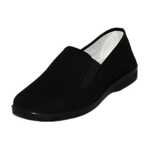 玉兰正品老北京布鞋 传统经典男款工作布鞋家居鞋1124-83a