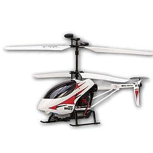 产品特点: a,m-series系列数码比例3d遥控直升机,超仿真外型,高强度耐