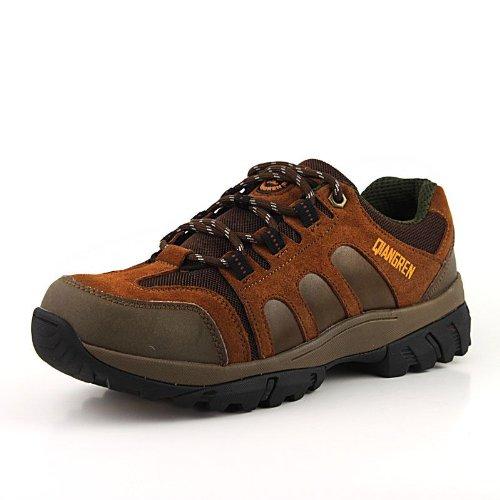 强人 2013春款 男士都市休闲户外鞋登山鞋运动鞋徒步鞋H312