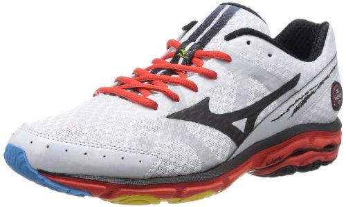 Mizuno 美津浓 次顶级支撑型 WAVE RIDER 17 男 跑步鞋 J1GC140309