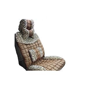 顺千吉 丰田佳美 丰田威驰 新款高档羽绒棉坐垫 秋冬季羽绒棉坐垫座套