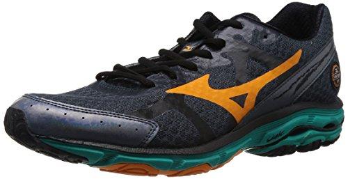 Mizuno 美津浓 次顶级支撑型 WAVE RIDER 17 男 跑步鞋 J1GC140356